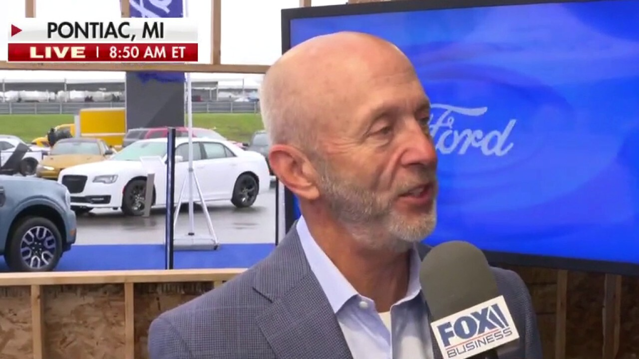 Auto shows going electric, looking to future car industry