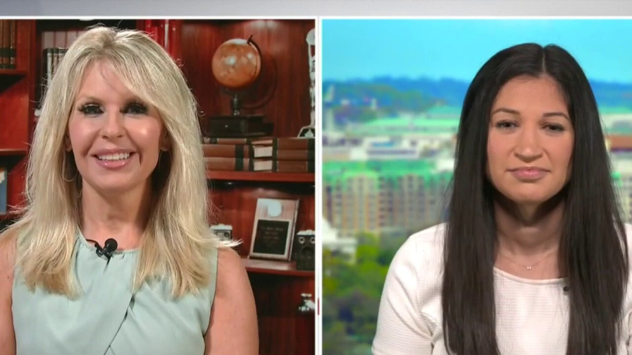 Former Pence communications director Katie Miller and former assistant Monica Crowley, Former Treasury assistant secretary for public affairs Monica Crowley discuss Biden's recent purge of Trump appointees from military boards on 'Kudlow'