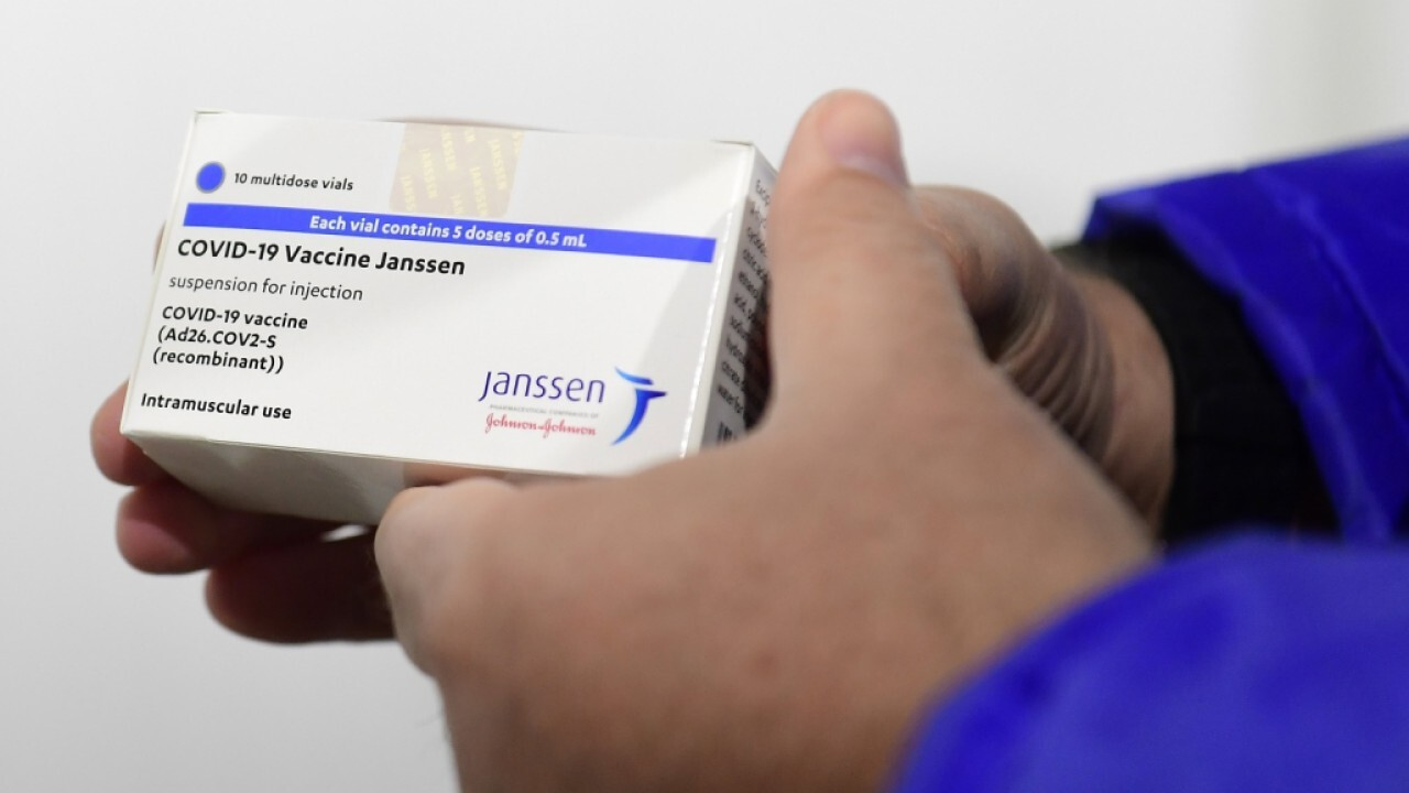 J&J vaccine 'safe and effective': Former FDA associate commissioner