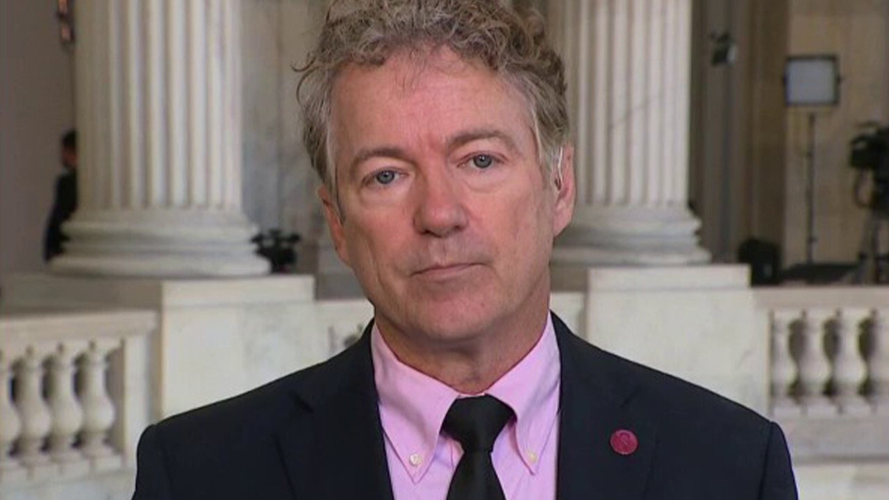 Sen. Rand Paul, R-Ky., on raising the minimum wage, stimulus negotiations, the future of the GOP and a possible wealth tax.