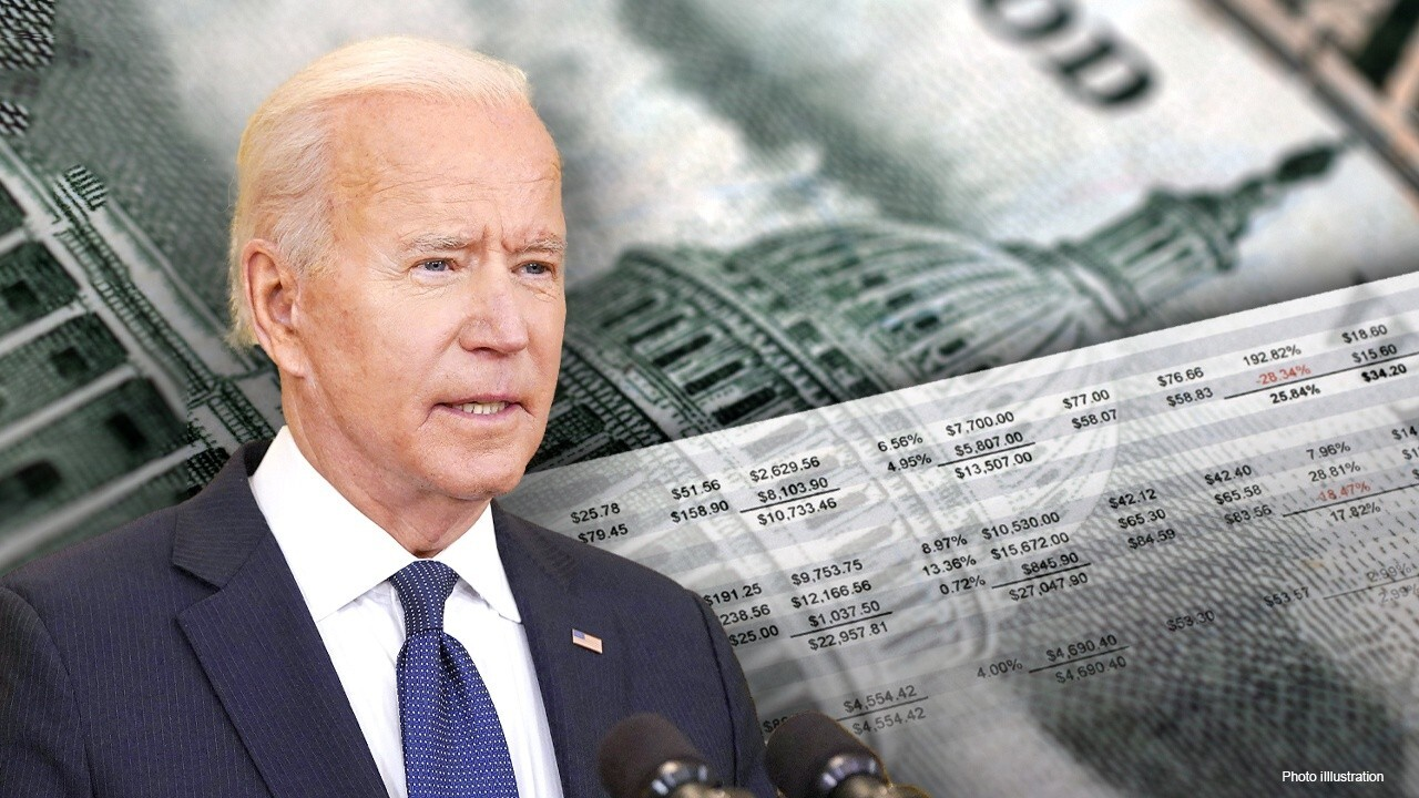 Rep. Kevin Brady, R-Texas, discusses how Biden's tax hikes will impact the U.S. economy.