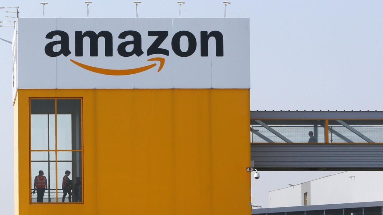 Dan Henninger on Amazon warehouse union, business applications