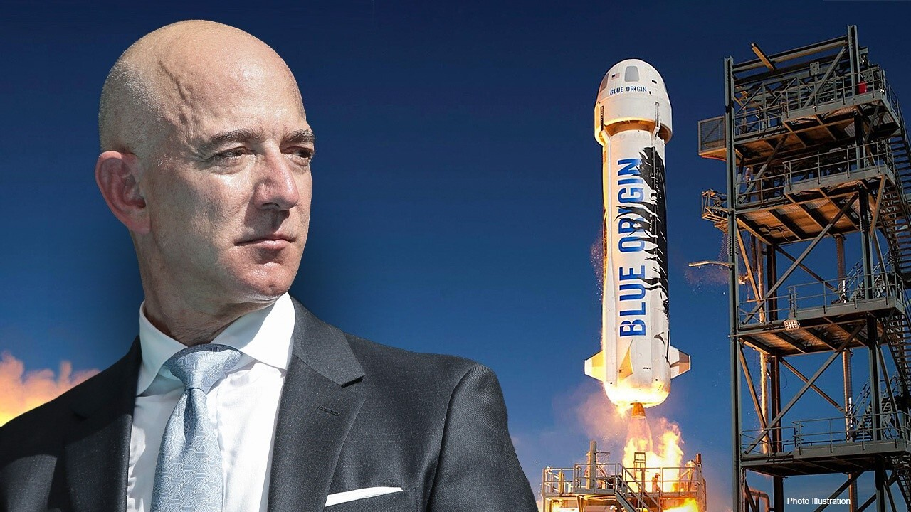 Theoretical physicist and author Michio Kaku on Jeff Bezos and space tourism.