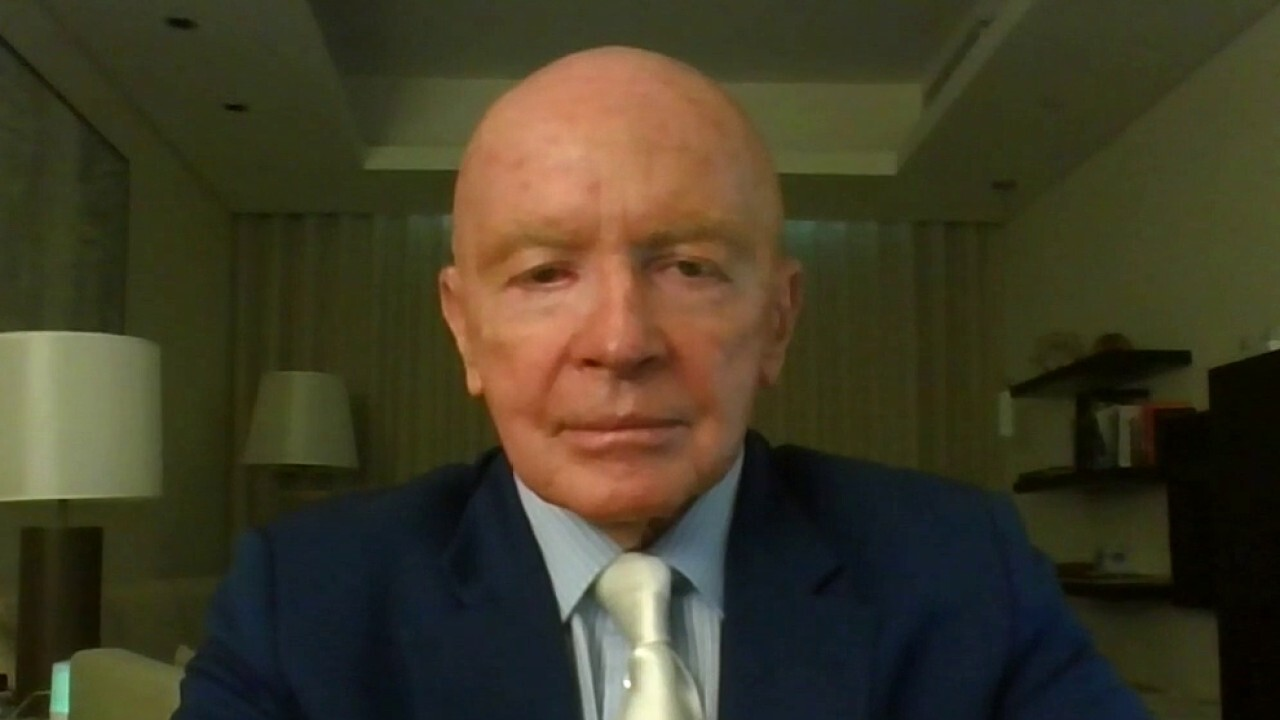 Mark Mobius weighs in on markets amid inflation fears