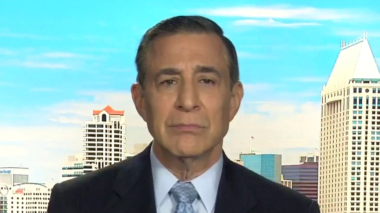 Congressman Darrell Issa, R-Calif., on proposed tax hike for infrastructure bill.