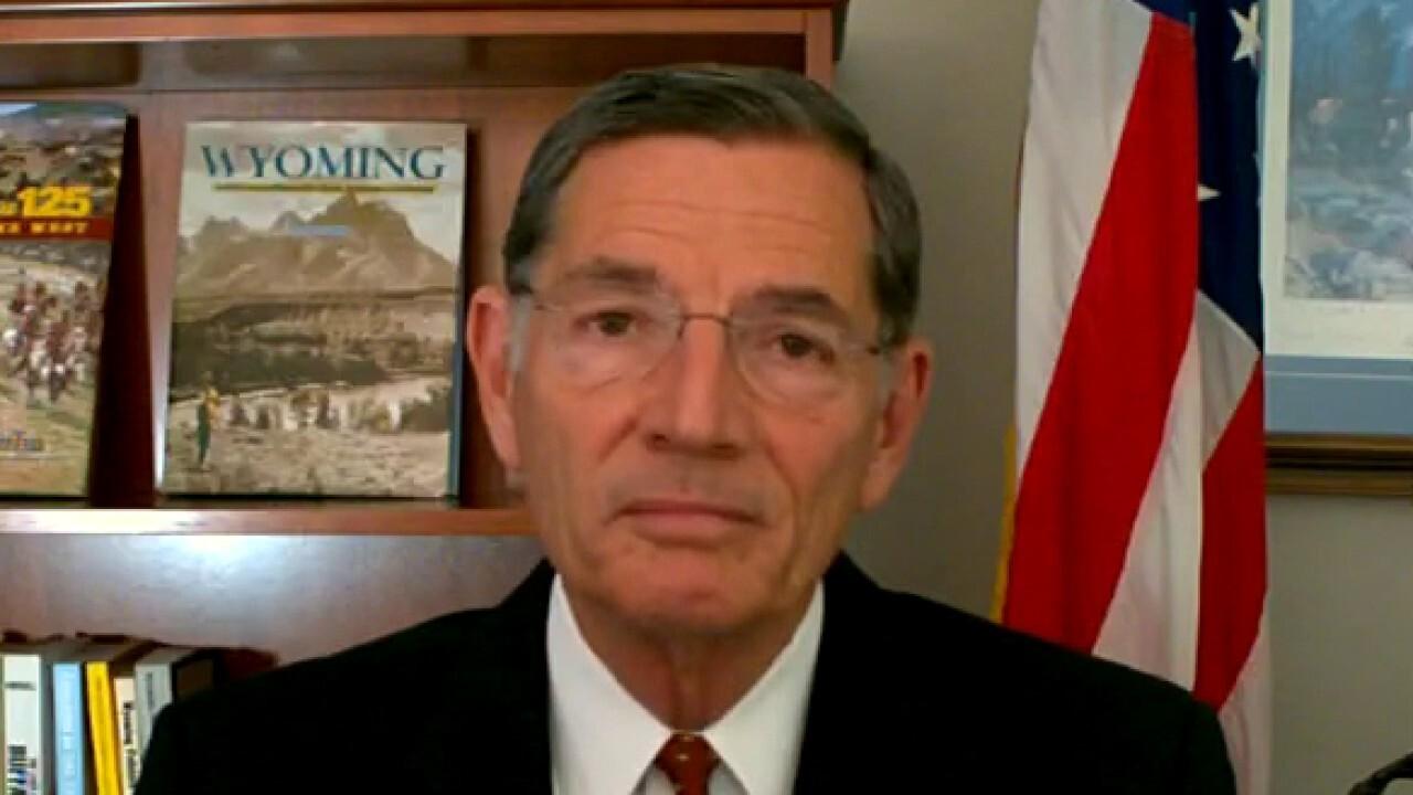 Wyoming Senator discusses the death of U.S. marines in Afghanistan on 'Kudlow'