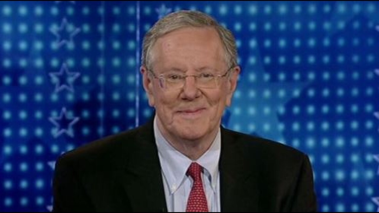 Steve Forbes slams North Face for rejecting business from a Texas oil company