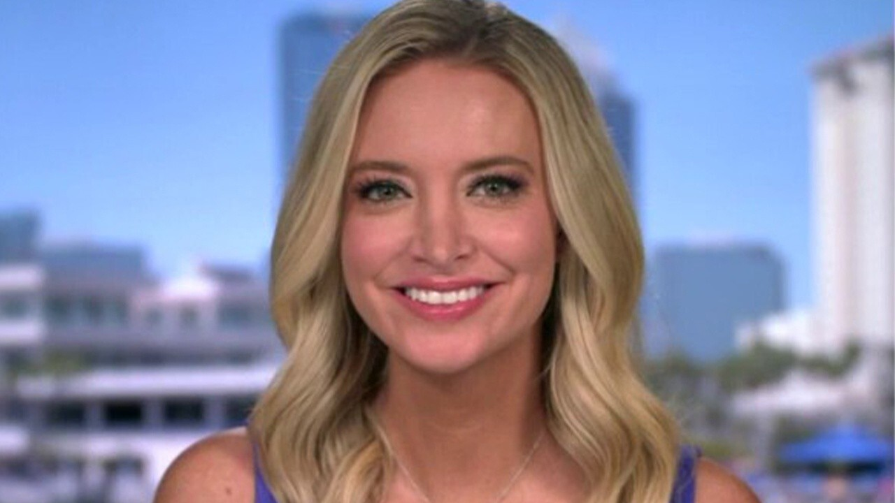 Former White House press secretary Kayleigh McEnany provides insight into President Biden's relationship with the press and Twitter banning Donald Trump.