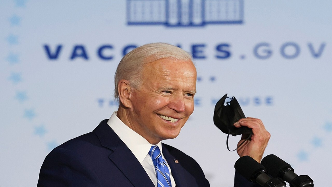 Biden putting small businesses out of business with vaccine mandates: McMahon