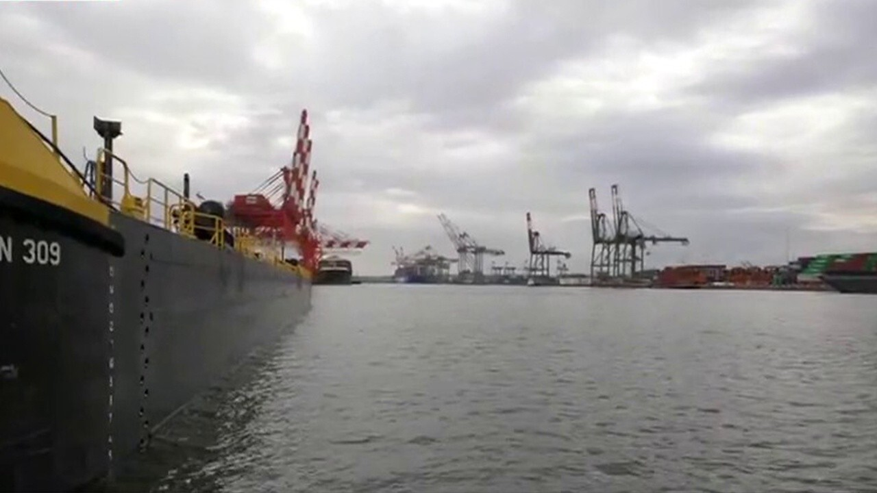 Lydia Hu on shipping industry