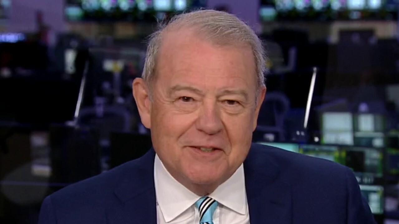 FOX Business' Stuart Varney discusses President Biden's promise to cut 50% CO2 emissions, while China's emissions are expected to go up.