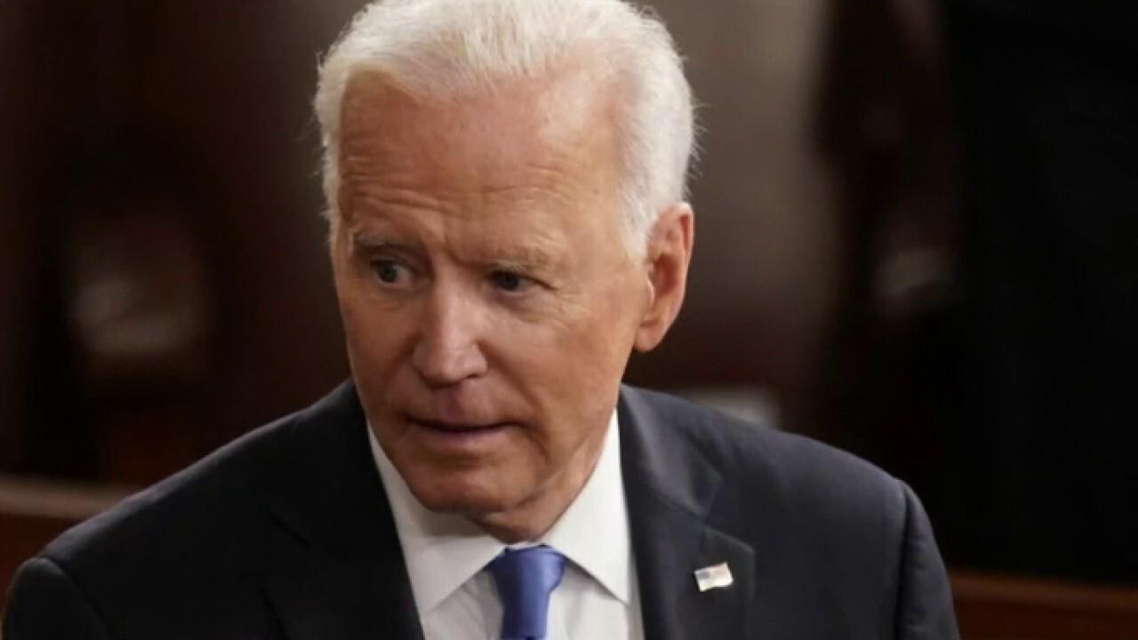 Democrats, Republicans split on infrastructure deal endangering Biden plan