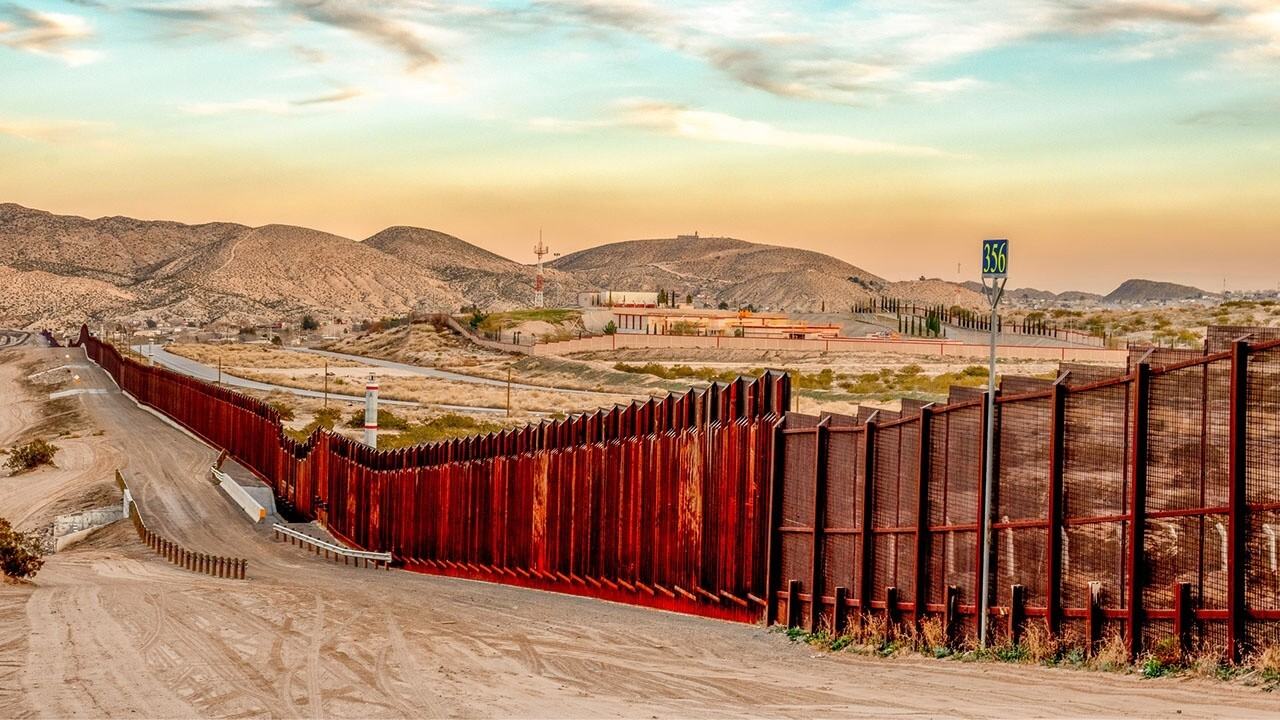Ending the border wall construction reportedly costs $2 billion. FOX Business' Hillary Vaughn with more.