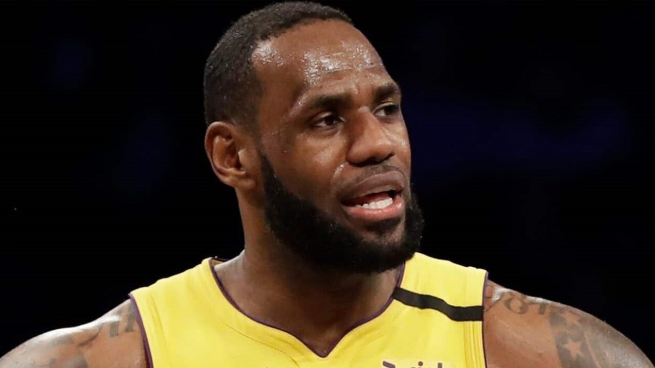 Twitter should investigate LeBron James' intent on police shooting tweet: Todd Piro