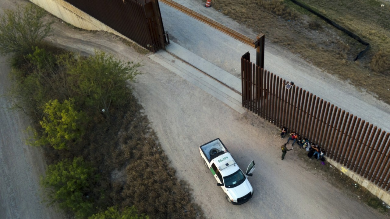 Border wall needs to be completed 'immediately': Gen. Michael McGuire