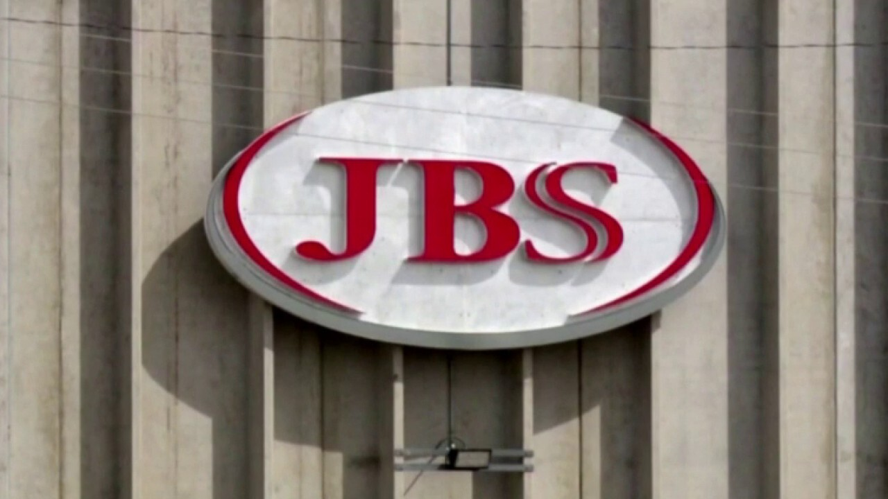JBS is poised to reopen most U.S. meat plants after a cyberattack. Cybersecurity expert Leeza Garber discusses the 'new warfront' of terrorism.