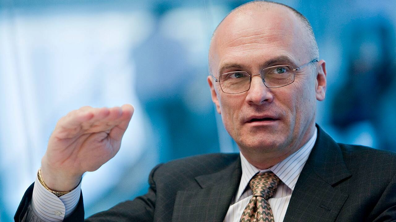Former CKE Restaurants CEO Andy Puzder discusses companies pushing investors into radical left policies without them knowing.