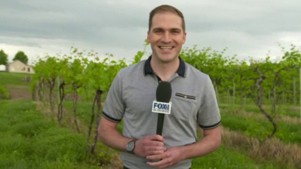 Missouri is on track to become the Napa Valley of the Midwest. FOX Business' Grady Trimble on the state's booming wine making industry.