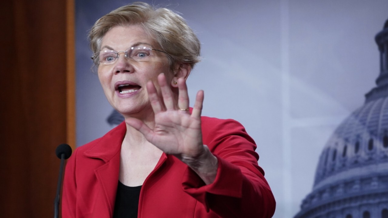 Charlie Gasparino on Warren's wealth tax