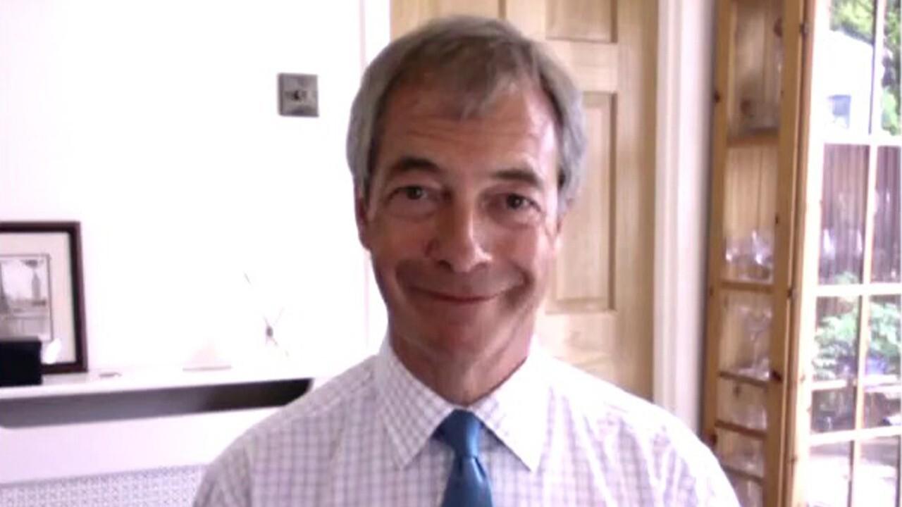 G-7 a 'woke convention': Nigel Farage