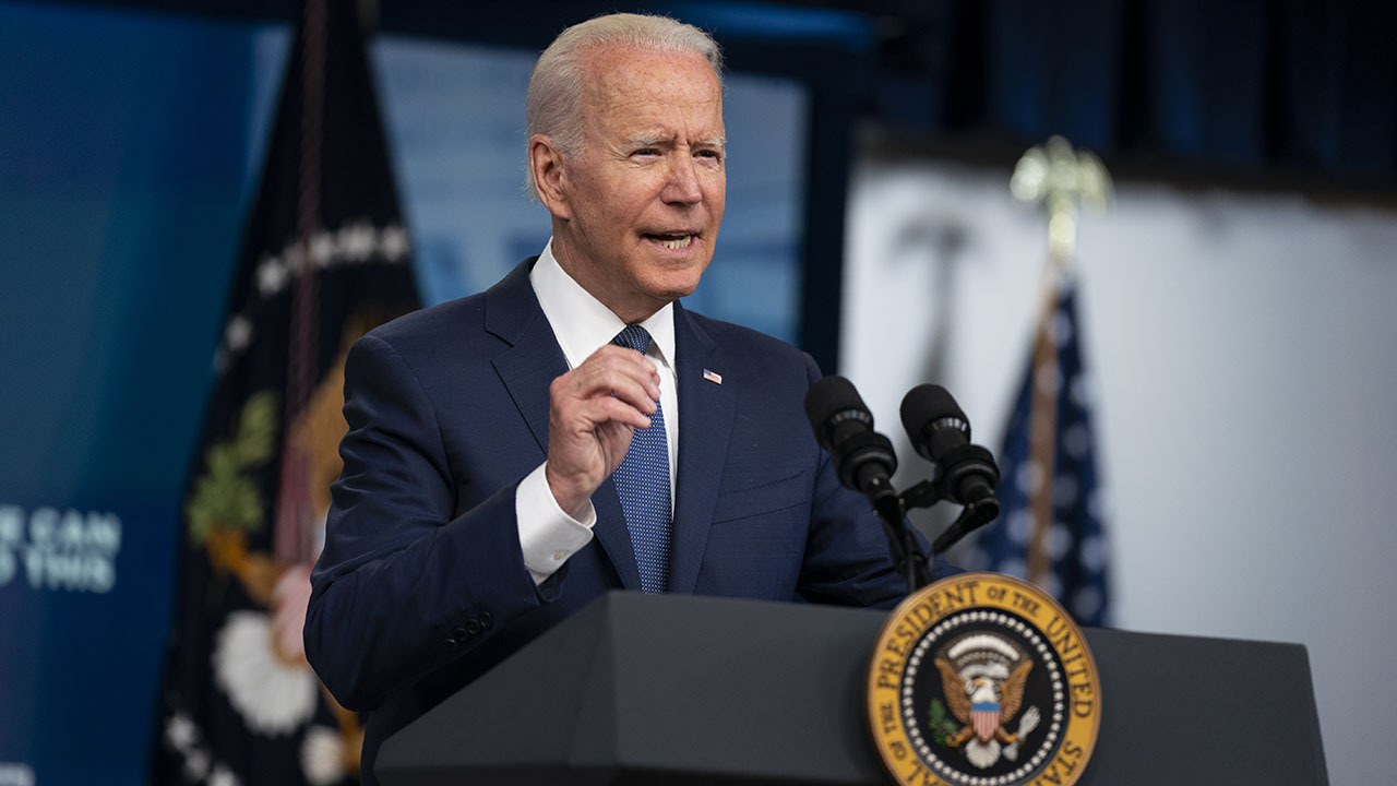 Biden meets with local leaders on reducing gun crimes