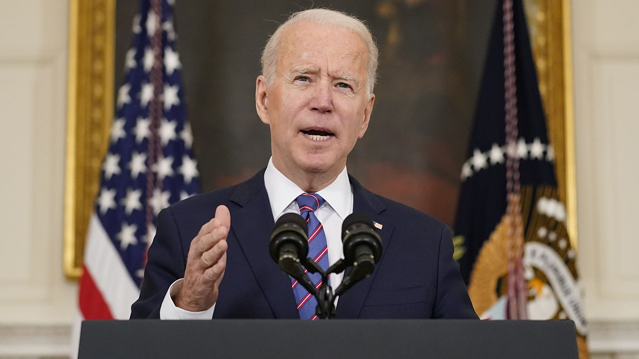 Pres Biden delivers remarks and signs an executive order on promoting competition in the American economy.