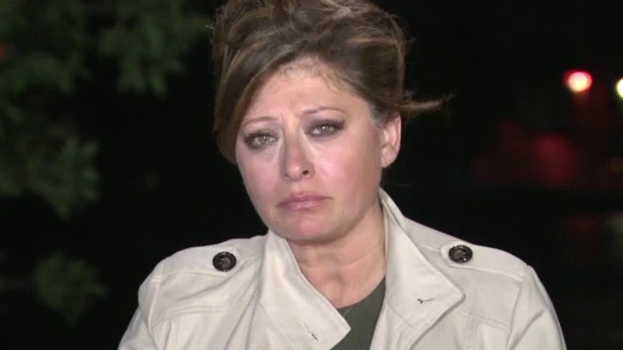 FOX Business' Maria Bartiromo discusses her experience at the southern border.