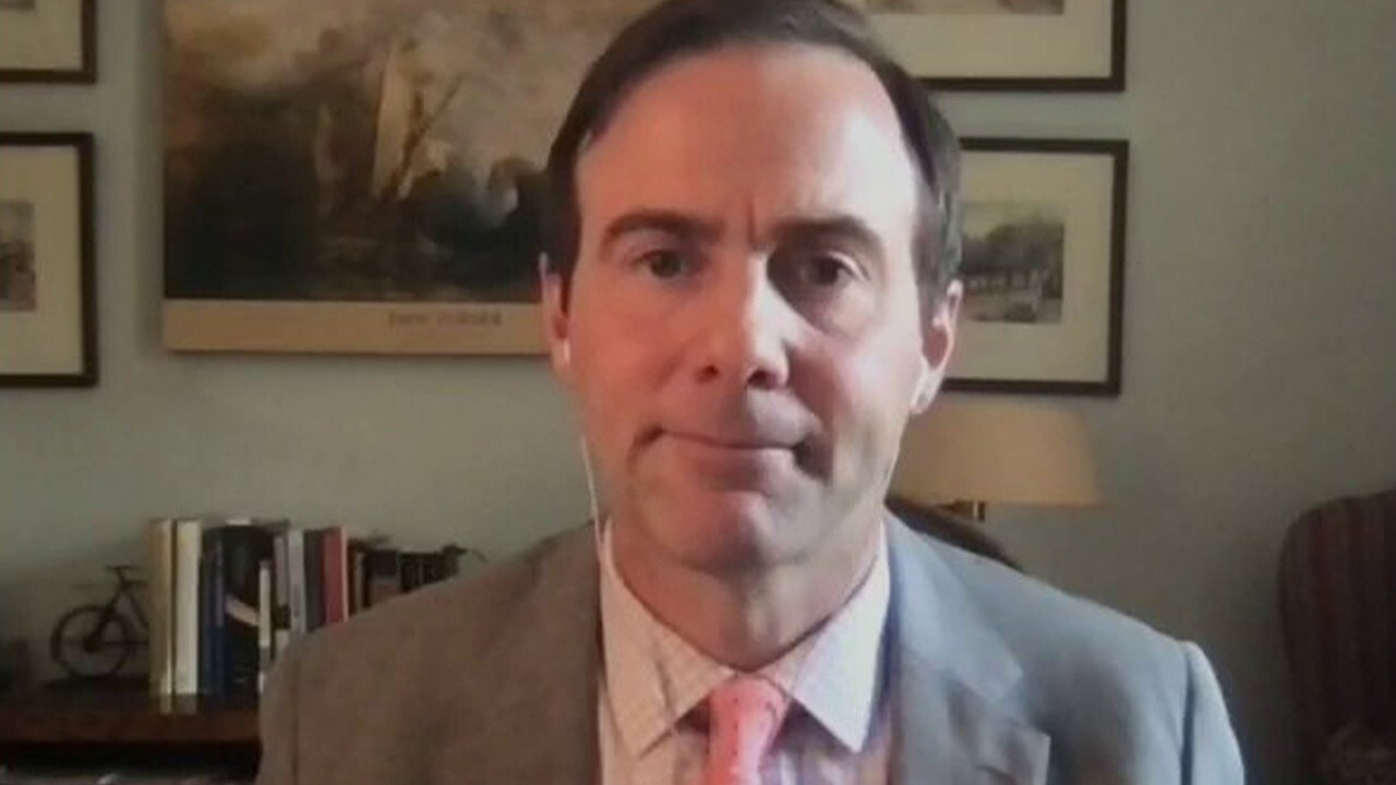 Adding Supreme Court seats is 'transparent power play': Son of Antonin Scalia