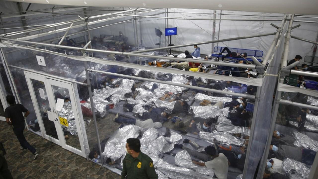 Biden admin created 'national security disaster' at  border: KT McFarland