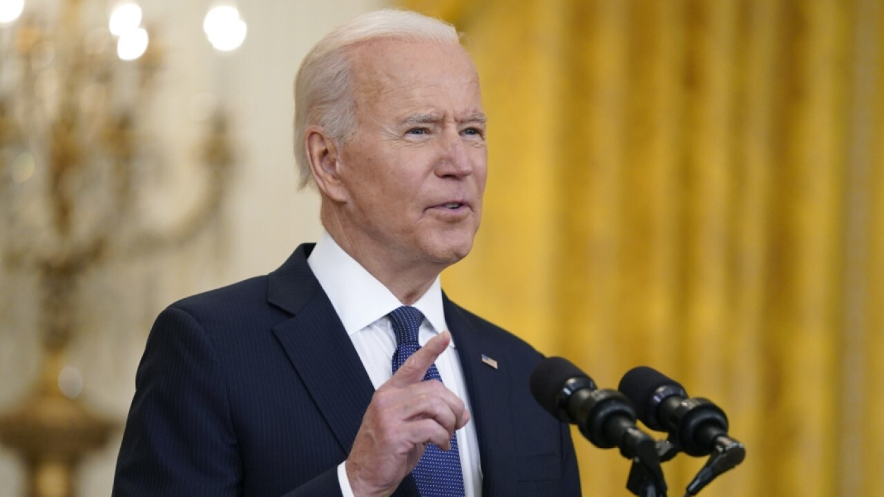 Biden's statements about police are 'outrageous': Heather Mac Donald