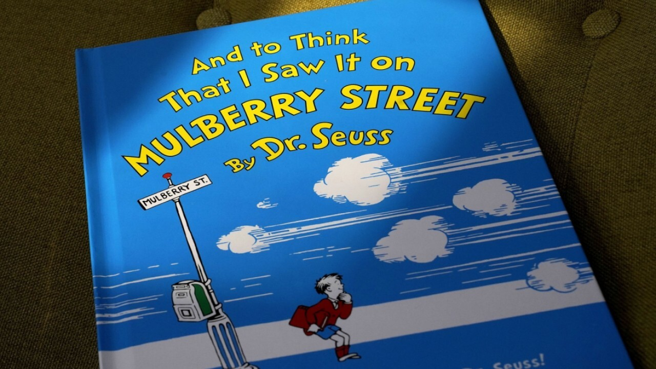 Dr. Seuss books canceled and 'woke culture on a warpath': Alex Berenson