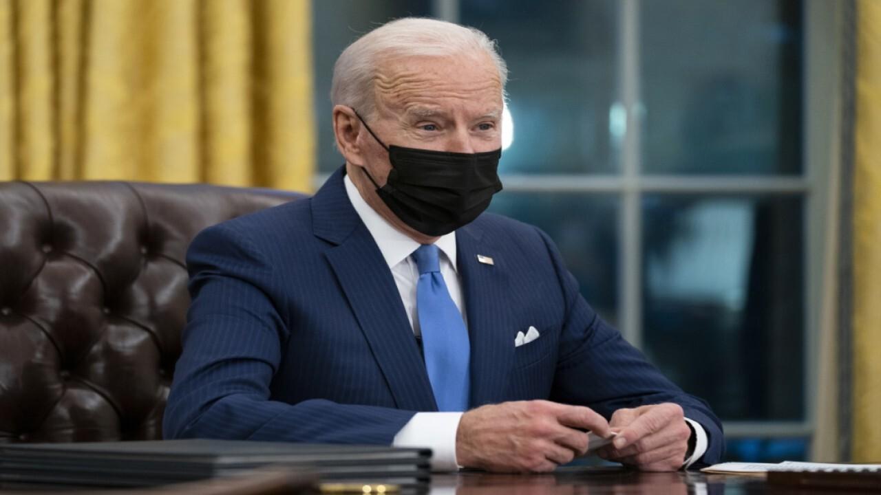 Biden to push his 'Buy American' plan in Wisconsin