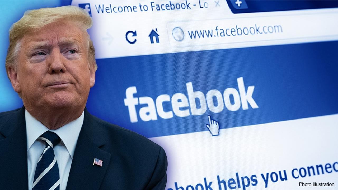 Facebook upholding Trump ban 'not surprising', Lara Trump says