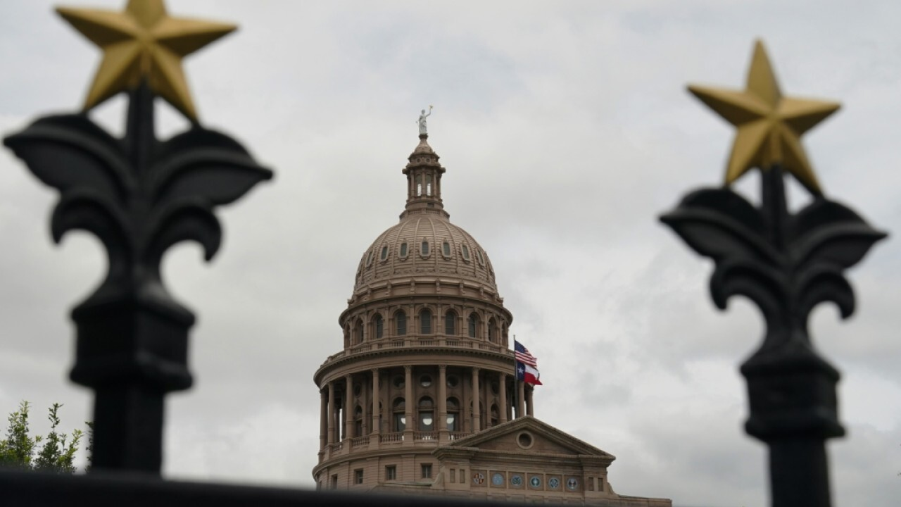 Rep. Beth Van Duyne, R-Texas, discusses Democrat lawmakers leaving the state in protest.