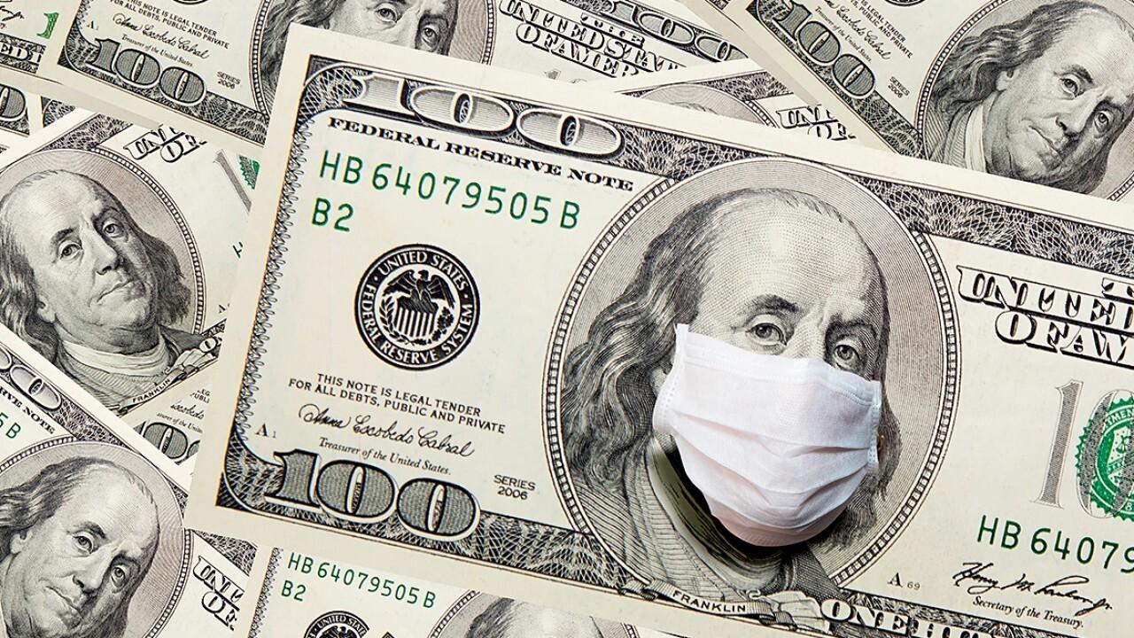 Rep. Brad Wenstrup, R- Ohio, on President Biden's coronavirus relief plan and increasing the federal minimum wage.