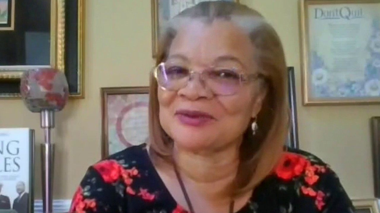 Biden leaving 'God' out of National Day of Prayer proclamation 'not a good solution': Alveda King