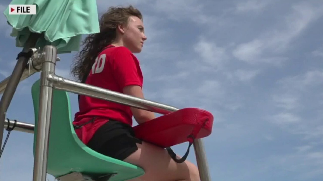Some pools and beaches won't be opening for Memorial Day weekend due to a lifeguard shortage. FOX Business' Grady Trimble with more.