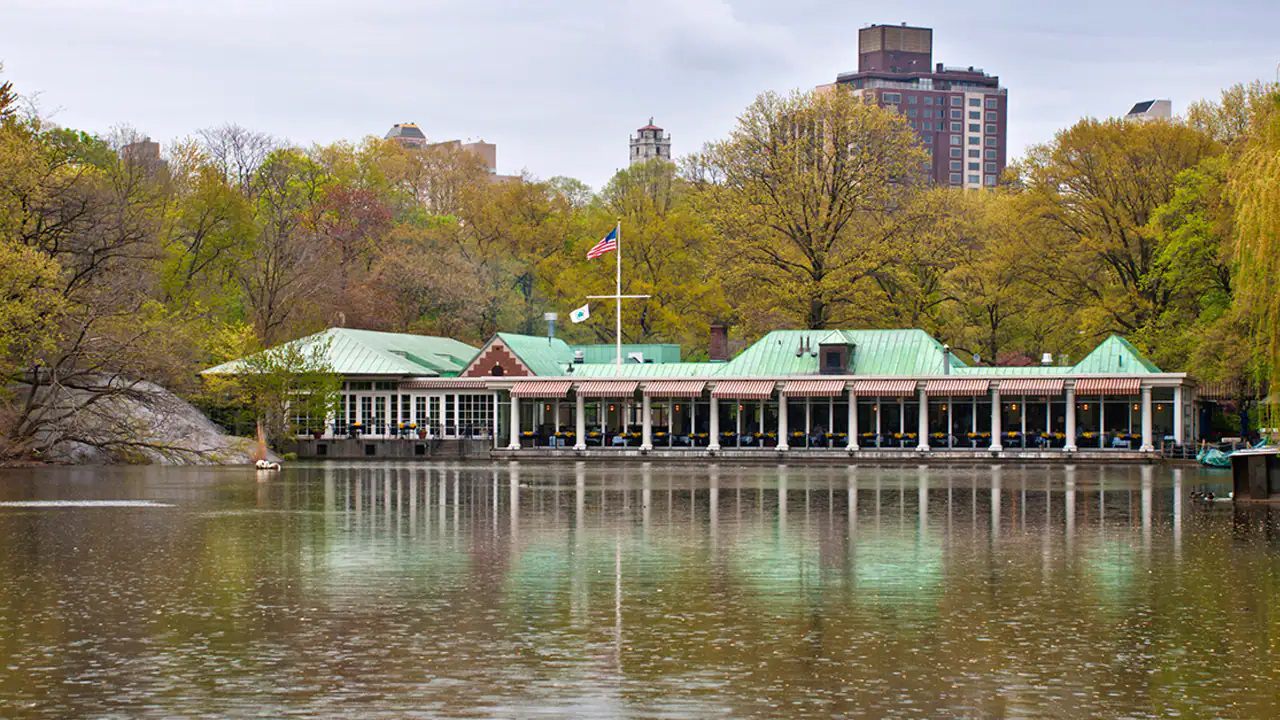 NYC's iconic Central Park Boathouse restaurant reopens