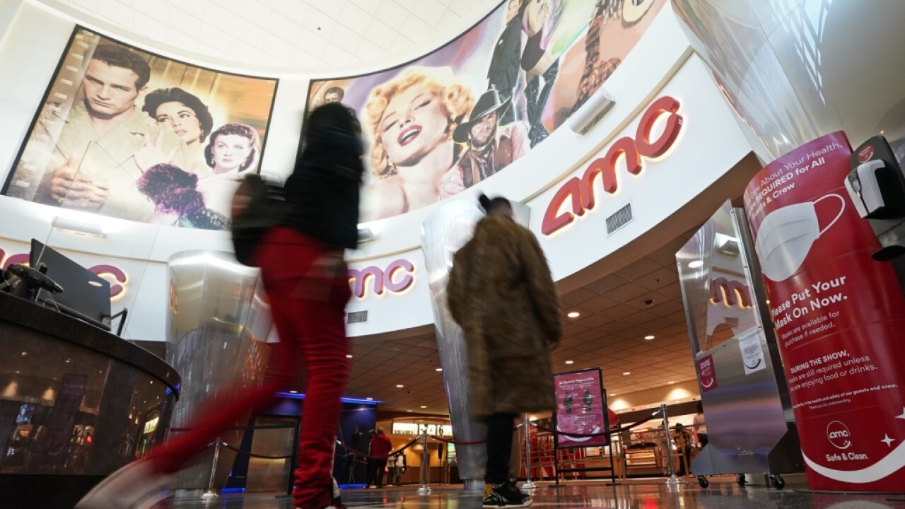 AMC asking shareholders to approve up to 500 million shares, CEO says