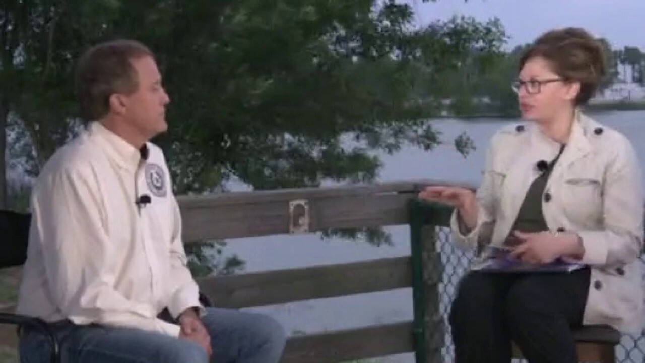Texas Attorney General Ken Paxton discusses ongoing issues at the southern border.