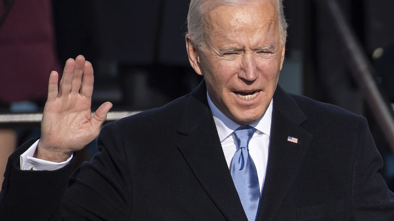 Rep. August Pfluger, R-Texas, discusses the impact of President Biden's executive orders.