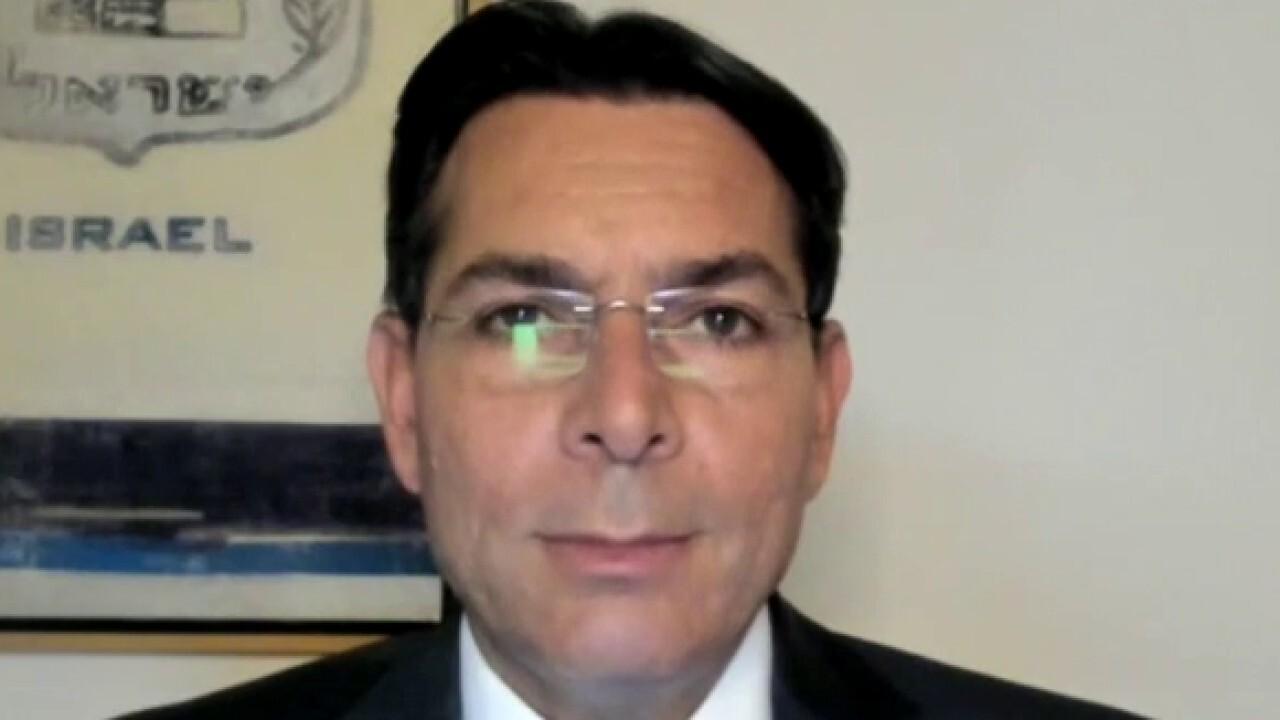 Former Israeli UN Ambassador: 'We are under fire'