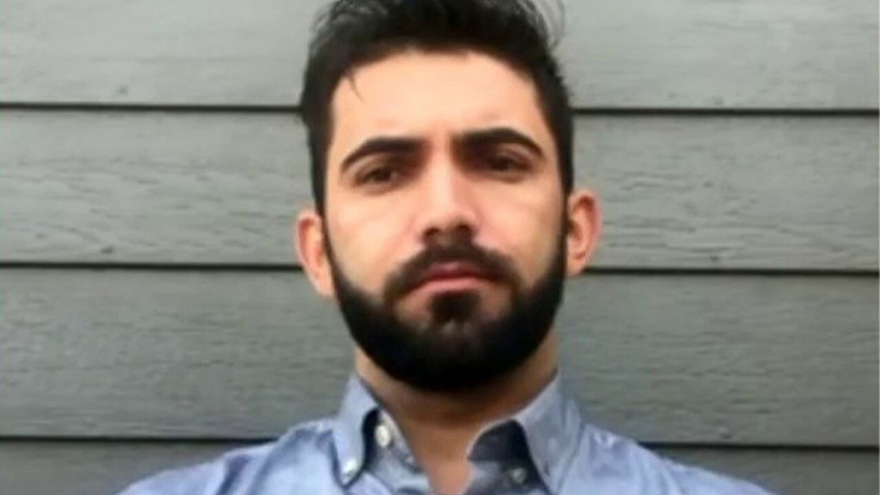American rescued from Afghanistan Haroon Zarify on the struggle to get his family members out of Afghanistan.