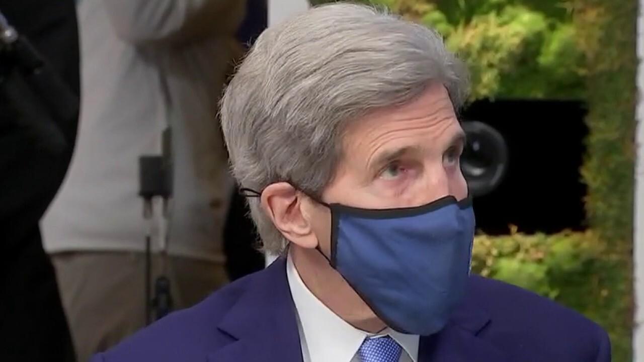 Sen. Grassley demands John Kerry's finances, docs on potential conflicts of interests