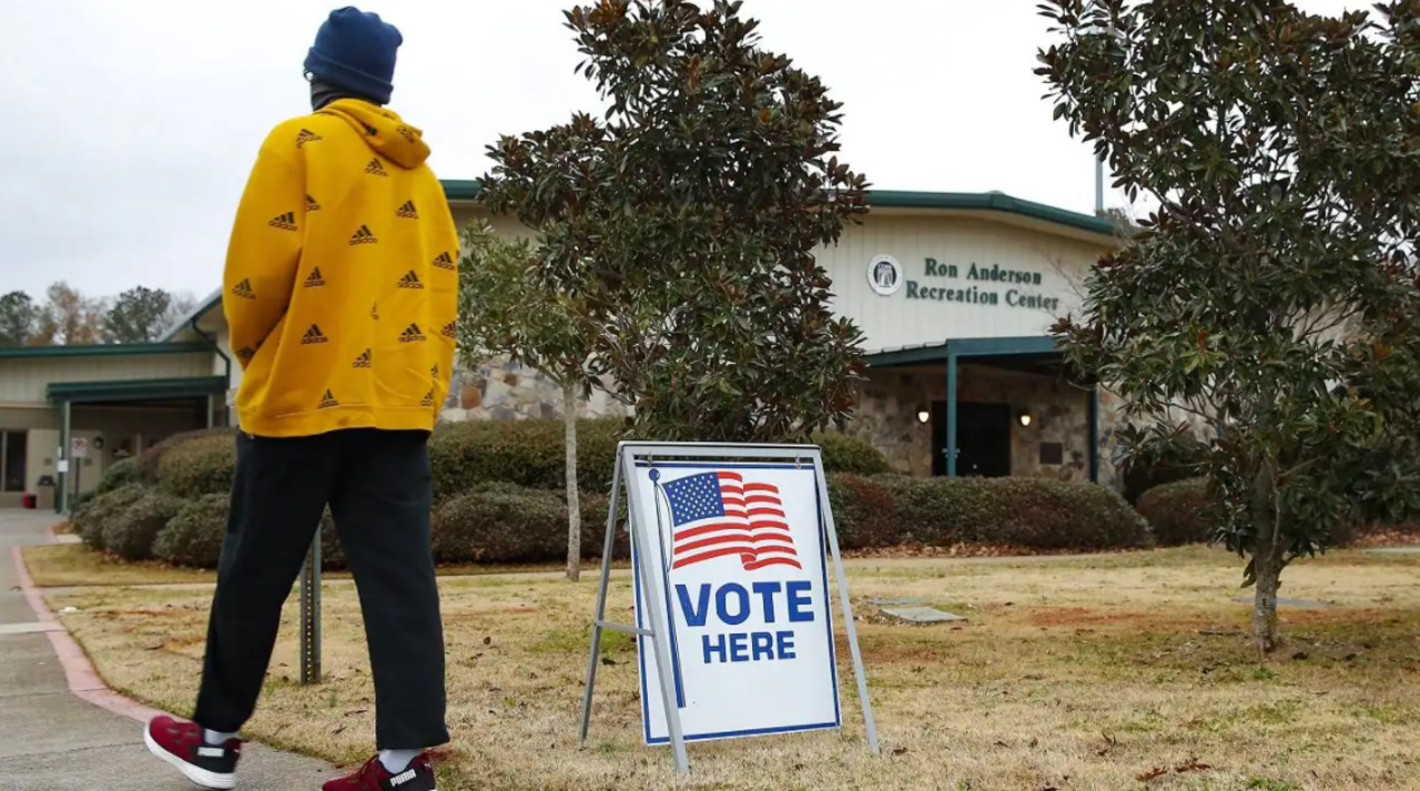 Georgia Gov. Brian Kemp explains why his state changed the headline-making voting law.