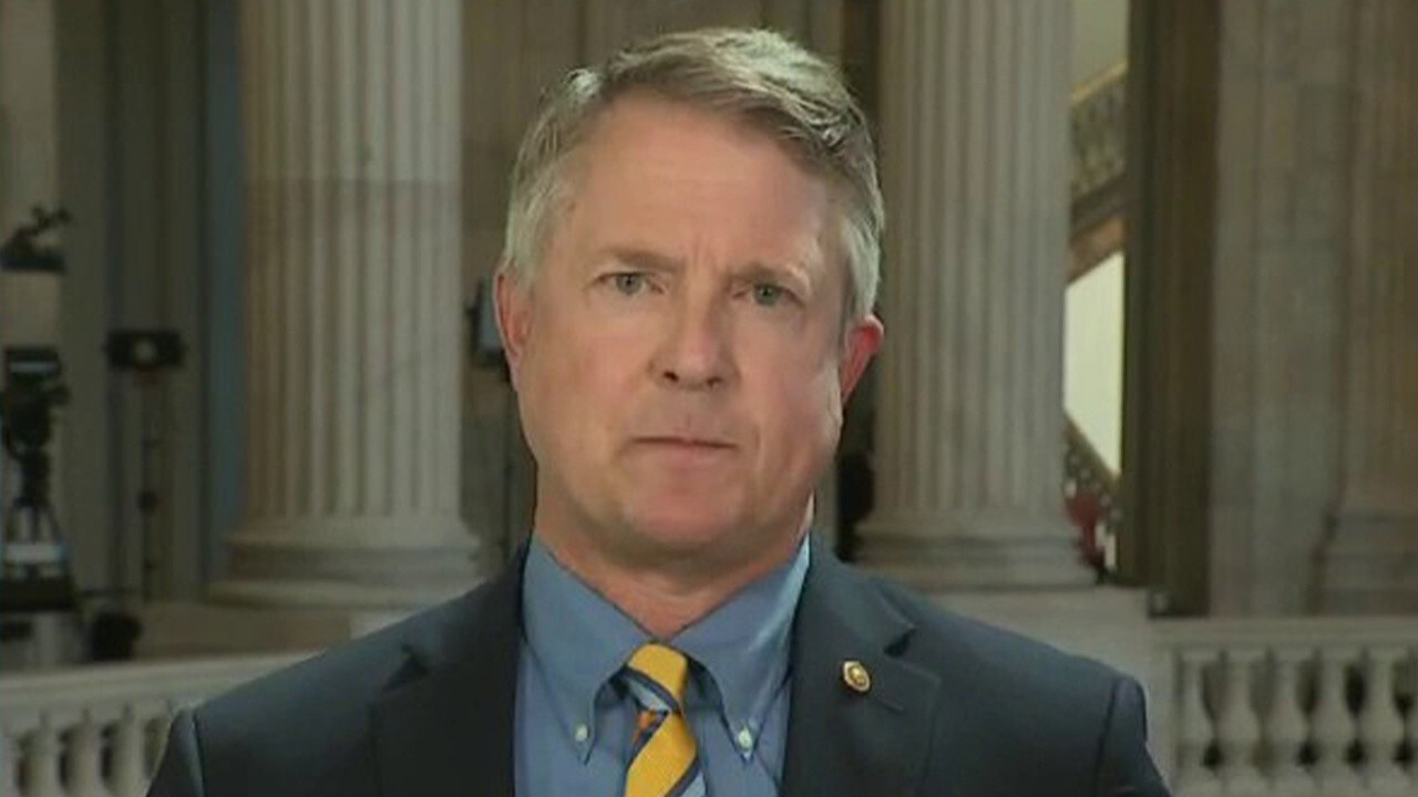 Sen. Roger Marshall on Biden saying economic agenda is paid for: 'Grab your wallet'