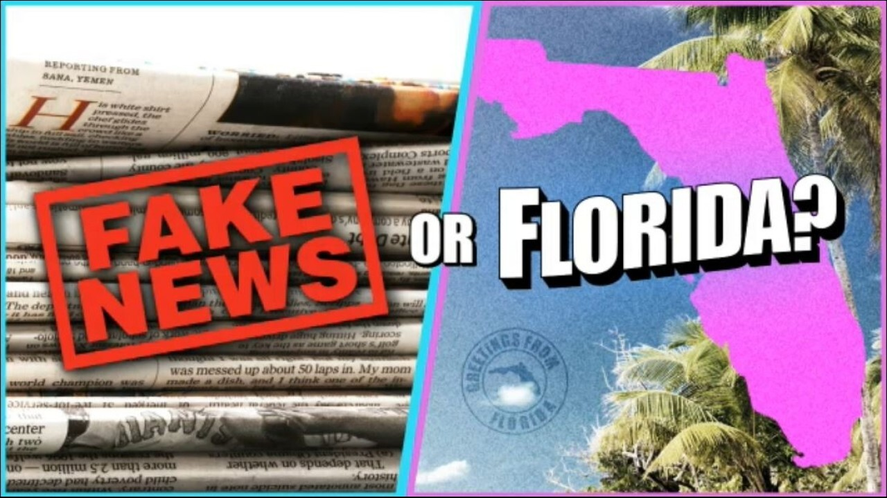 Fake News or Florida: 'Party Panel' battles it out in game night