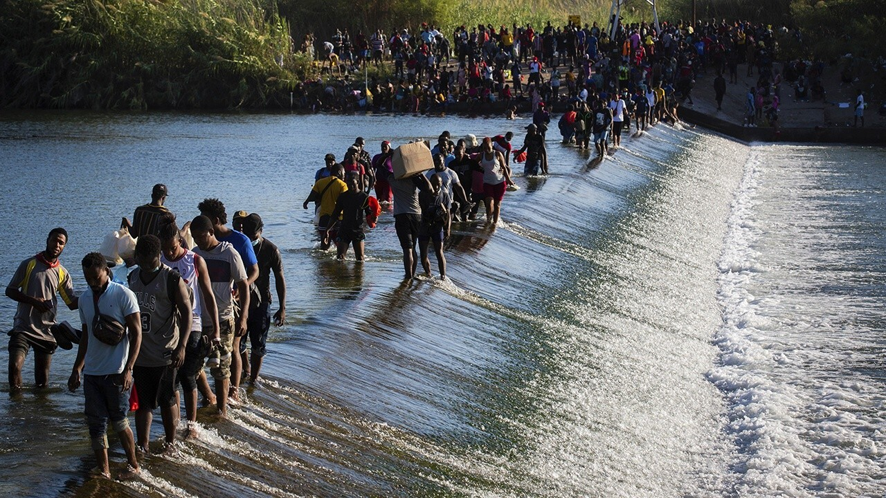 NBP spokesperson calls Biden's border response 'truly disgusting'