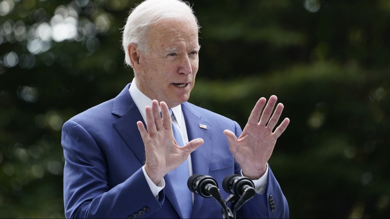 Rep. Bill Johnson, R-Ohio., provides insight into President Biden's Build Back Better which he believes is 'not good for the American people.'