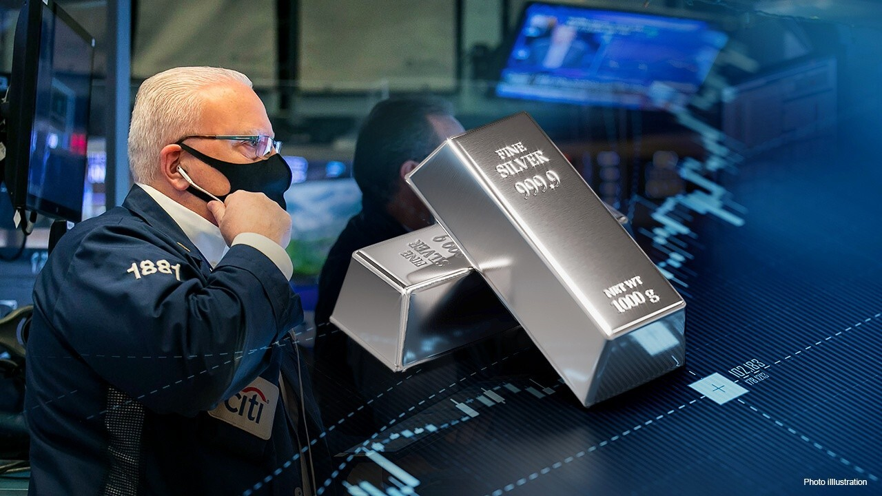 Zacatecas Silver CEO Bryan Slusarchuk discusses the rise in the price of silver and why he hopes the metal will eventually been seen as a currency.